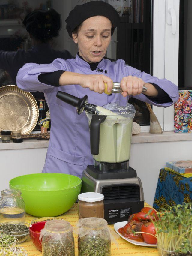 Preparação de Creme de Abacate