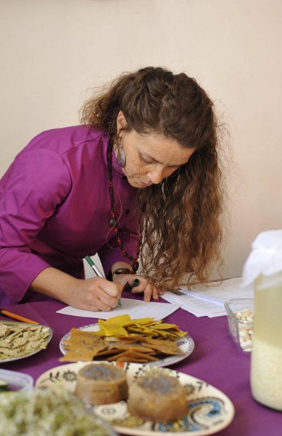 Mafalda Jorge Raw Vegan Food Counseling