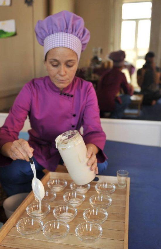 Living Food Workshop