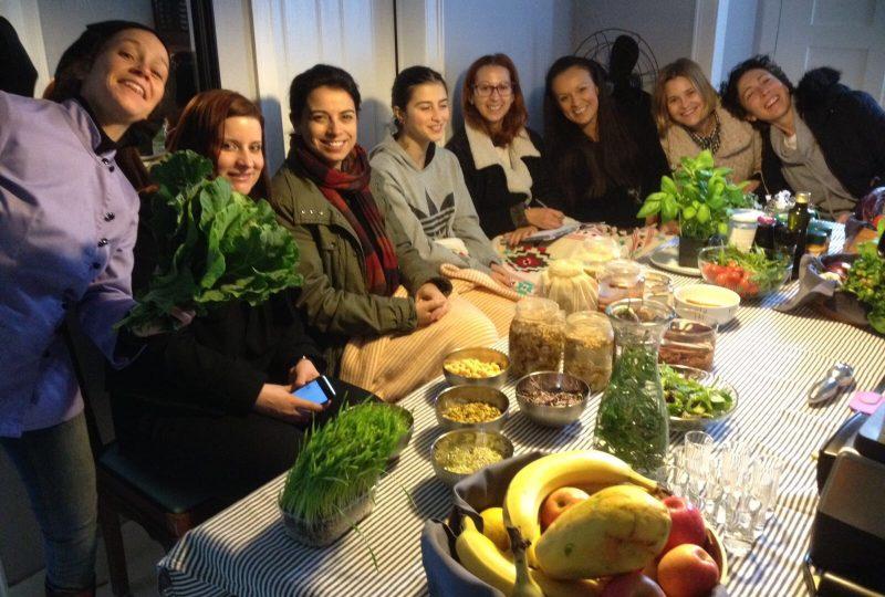 Workshop on Flor do Sol Retreat