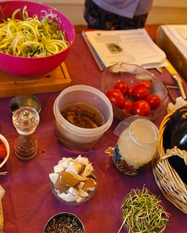 Workshop de Alimentação Viva